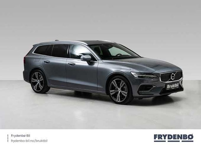 Volvo V60 T8 390hk Inscr Twin Engine AWD