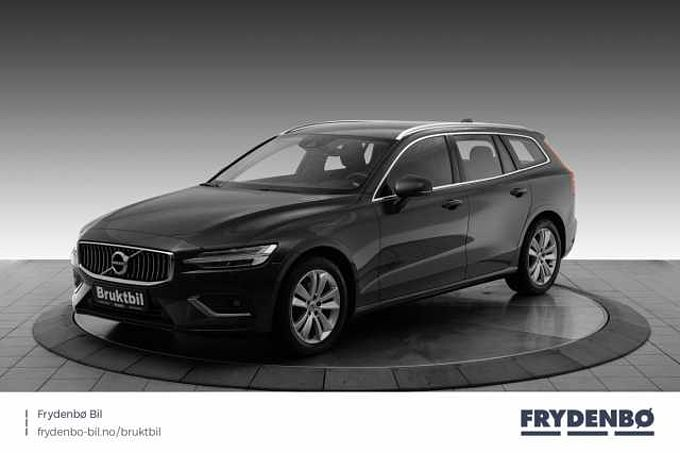 Volvo V60 D3 150hk Inscription aut